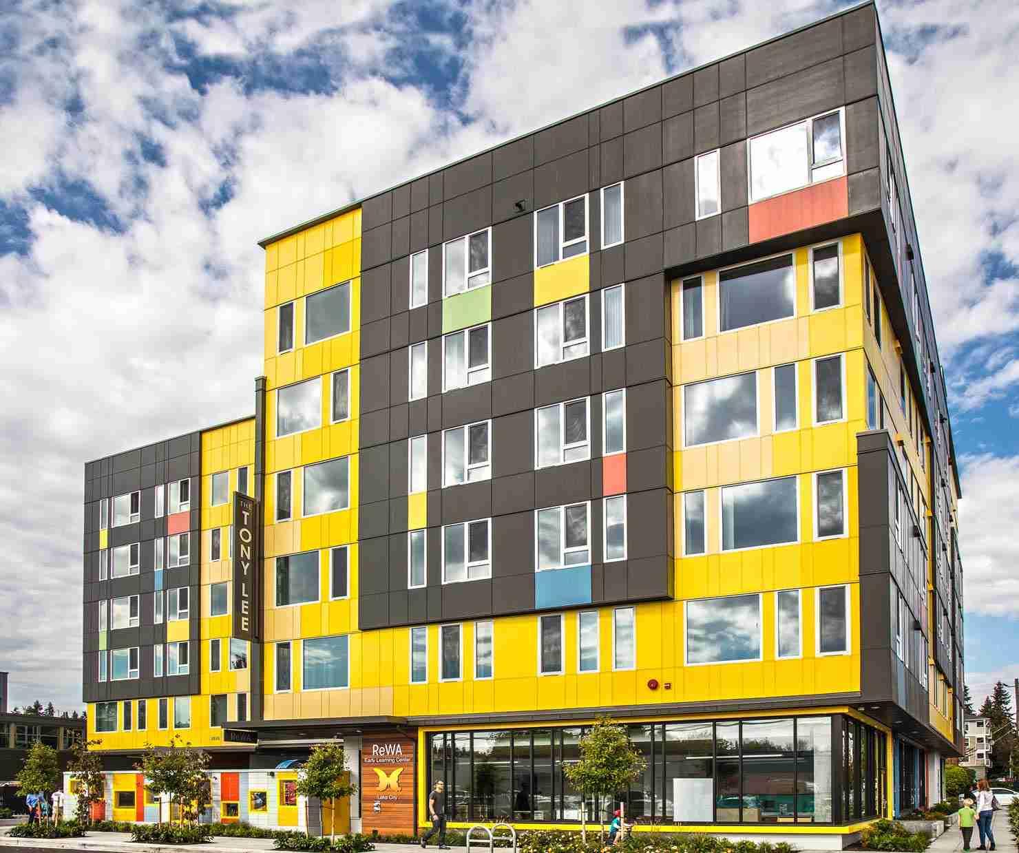 Preschool Partners Colorado Springs: Runberg Architecture Group