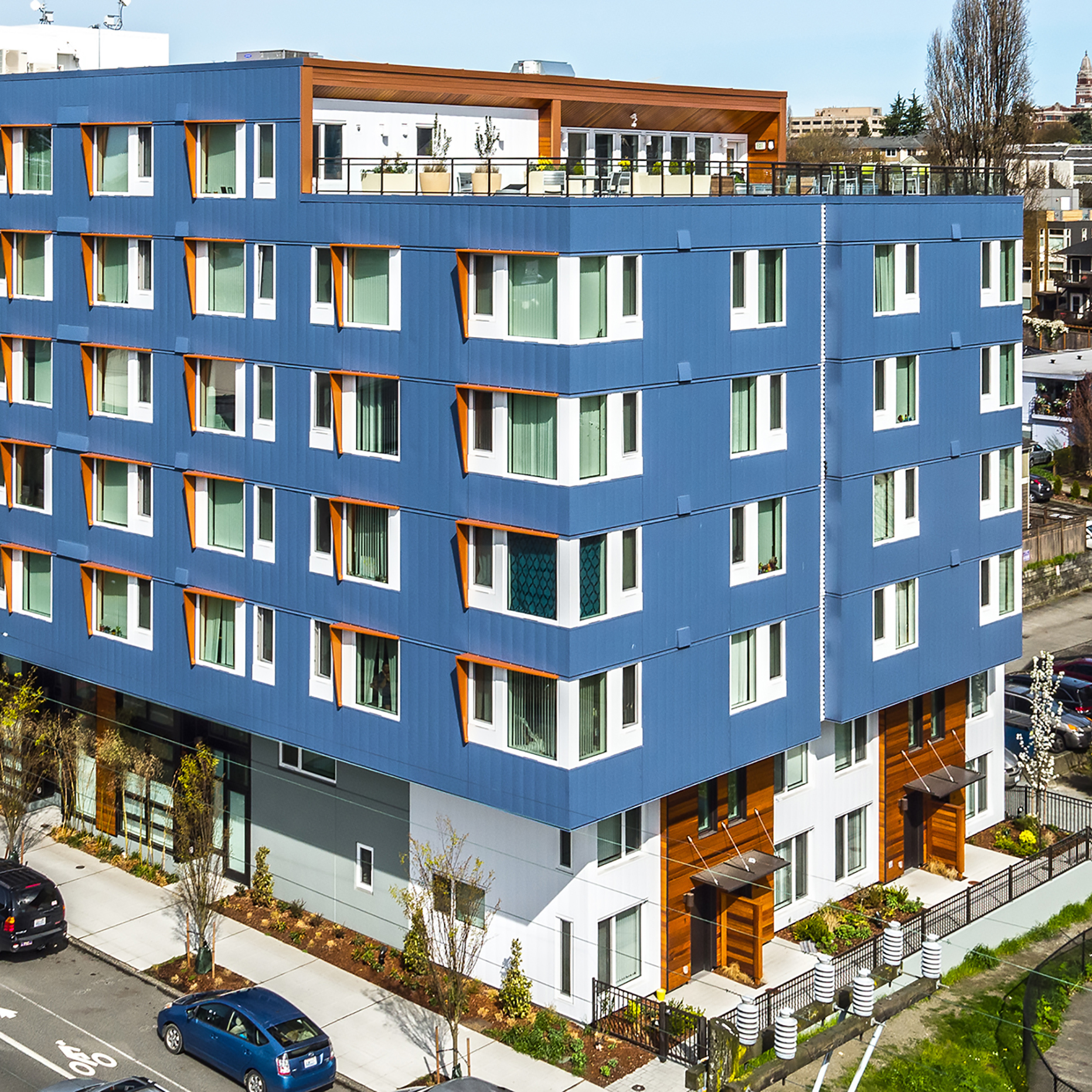 Abbey Court Apartments: Runberg Architecture Group