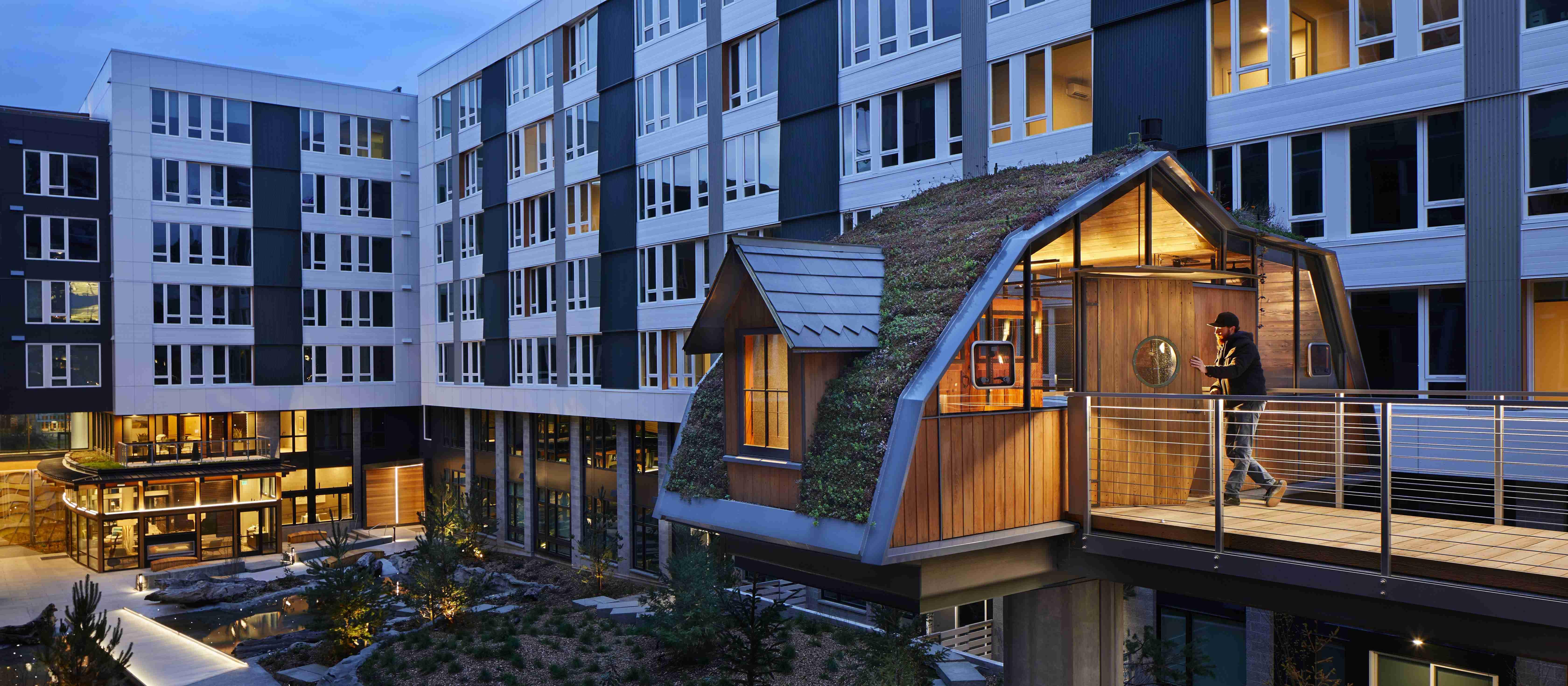 Sitka Treehouse